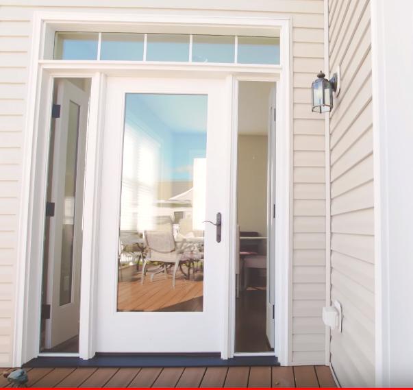 Vaughan residential door repair