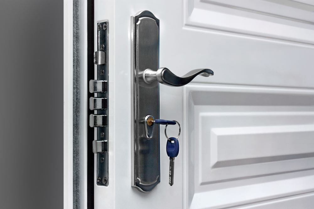 How to Repair a PVC Door Lock