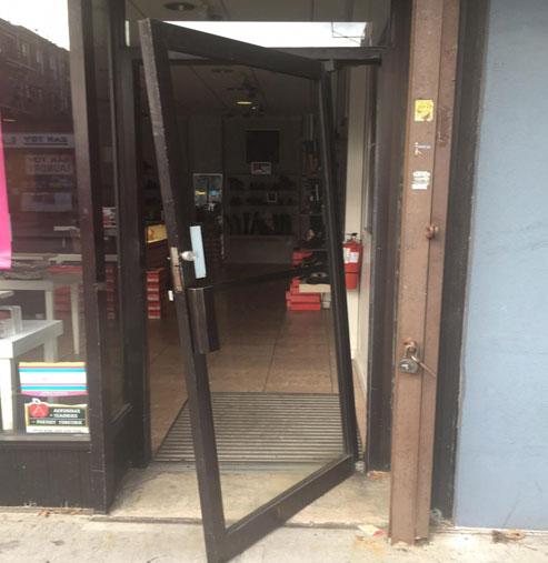 Commercial Door Repair Vaughan
