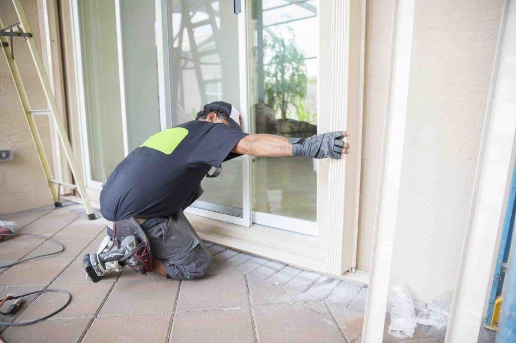 Sliding door repair Oakville